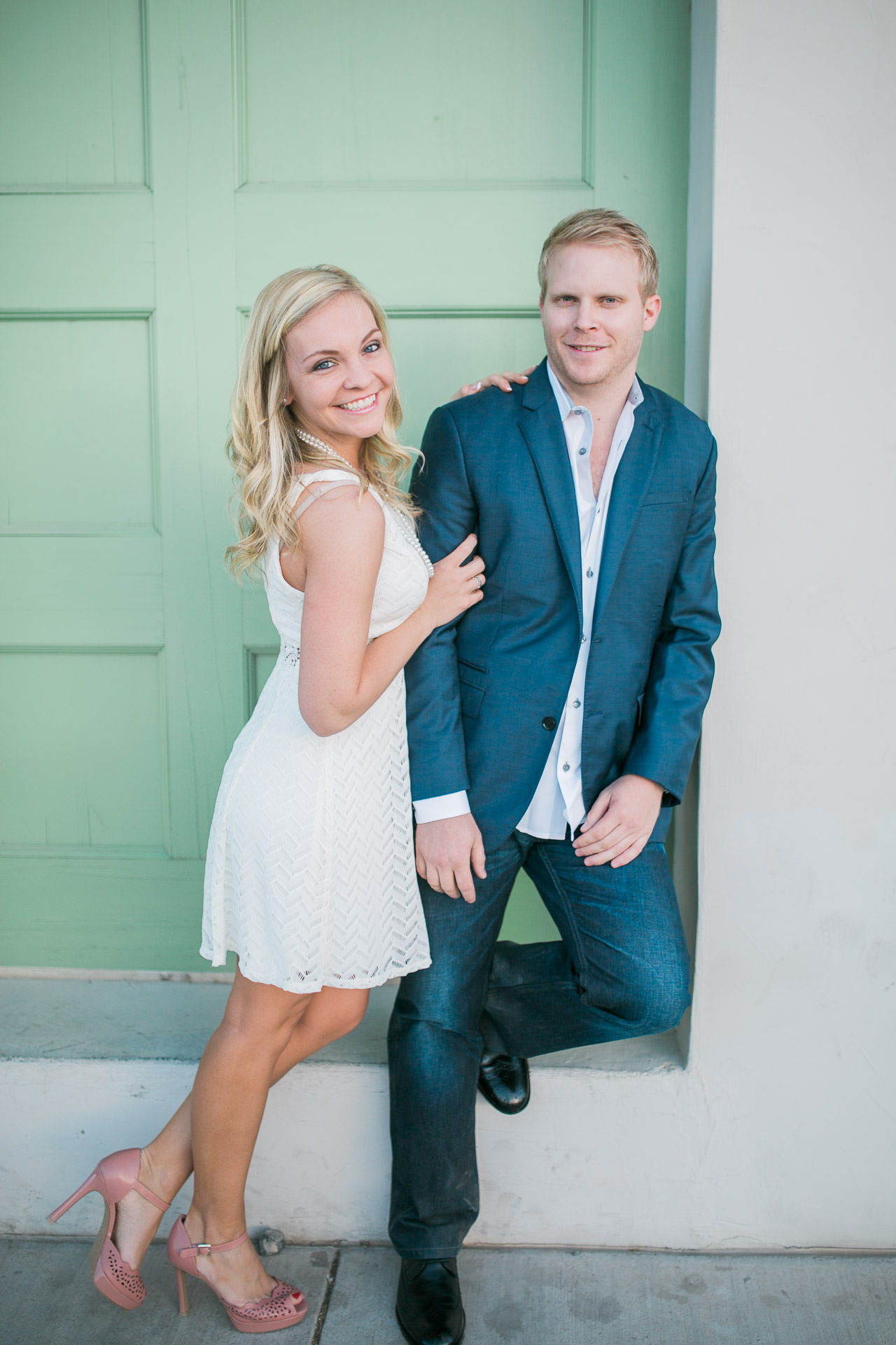 Downtown Tucson Engagement