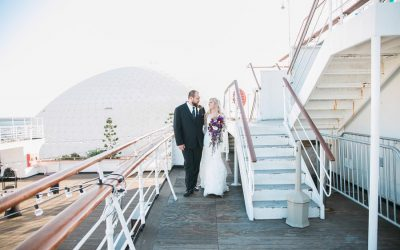 Long Beach, California Wedding