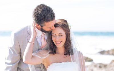 Monterey Bay, California Wedding