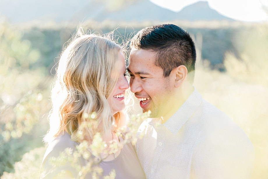 Matt + Hannah | Engagement Session | Cave Creek, AZ