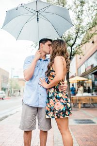Tucson Arizona Engagement Session