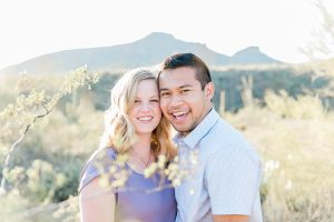 Cave Creek Engagement Session