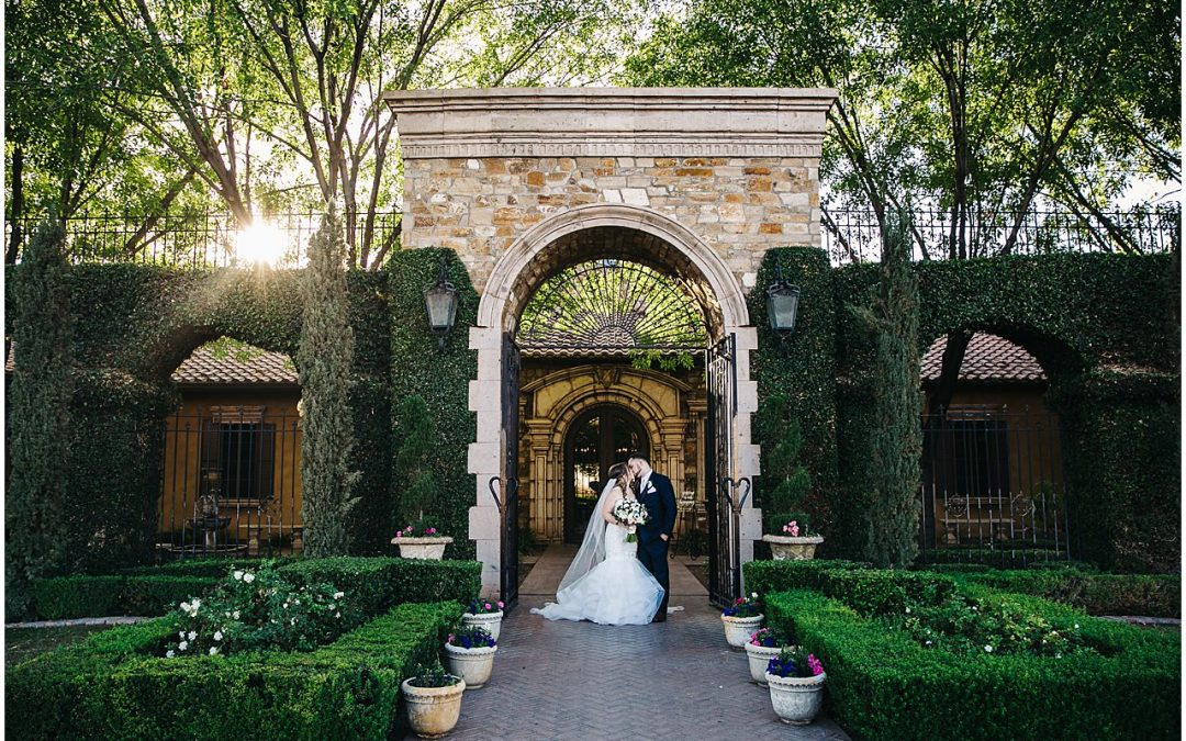Villa Siena Wedding